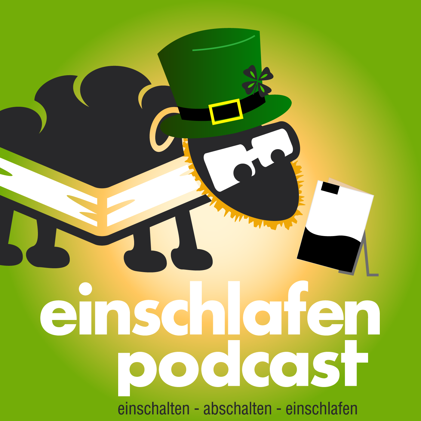 Wasser am St. Patricks Day - Episodenbild