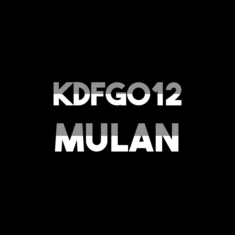 KdFg012 Mulan