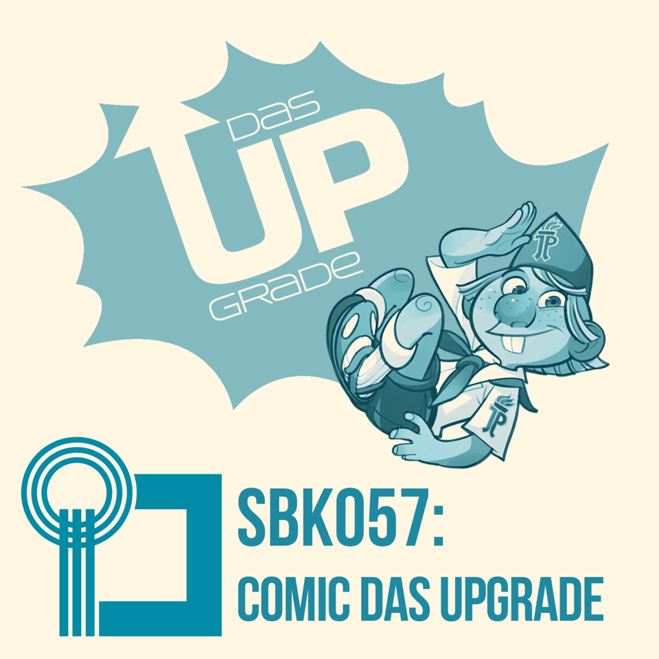 SBK057 Comic Das UPgrade